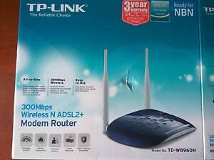 Brand new TP Link ADSL2+ Wireless modem router Molendinar Gold Coast City Preview
