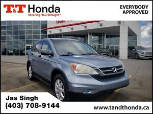 2011 Honda CR-V LX * AWD, Low Kilometres, Parking Sensors *