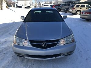 2003 ACURA TL 3.2 TL LOW KMS MINT CONDITION
