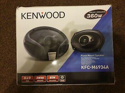 Kenwood KFC-M6934A 6