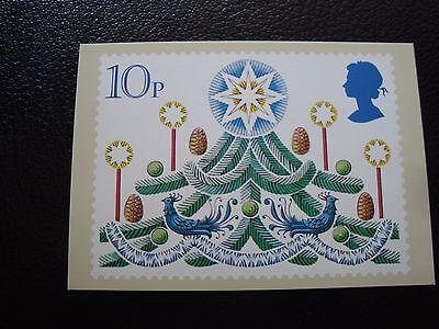 das Vereinigte Königreich - Postkarte 1980 (Thema philatelie) (cy67)
