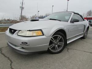 2000 Ford Mustang V6 3.8L A/C CRUISE **DECAPOTABLE**