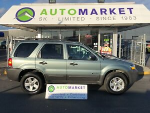 2007 Ford Escape Hybrid 4WD HYBRID! FINANCE IT!