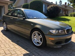 BMW 330ci 2004 Mtech2 Individual package