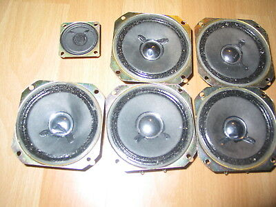 Zimo LS13X18 Miniatur-Rechteck-Lautsprecher 13x18x13 mm  8 Ohm //1 W Fabrikneu
