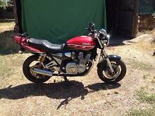 Yamaha XJR1300 Gladstone Northern Areas Preview