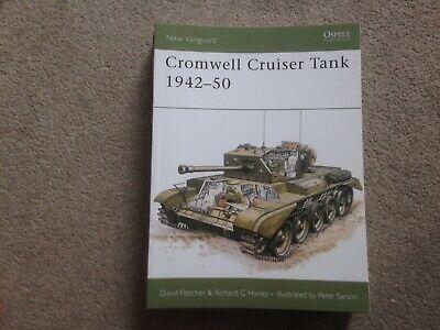 Osprey New Vanguard - Cromwell Cruiser Tank 1942-50