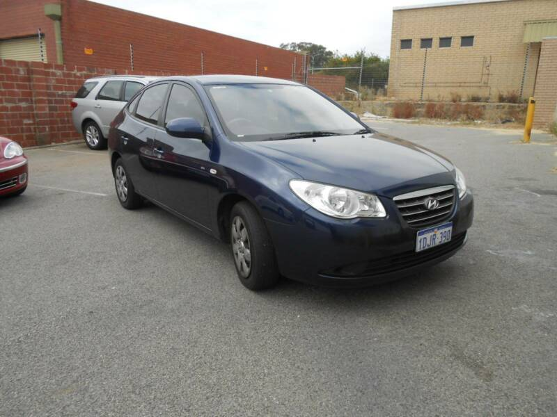 2008 Hyundai Elantra SX Auto   4 Door Sedan   Cars, Vans U0026 Utes   Gumtree  Australia Wanneroo Area   Pearsall   1180504085