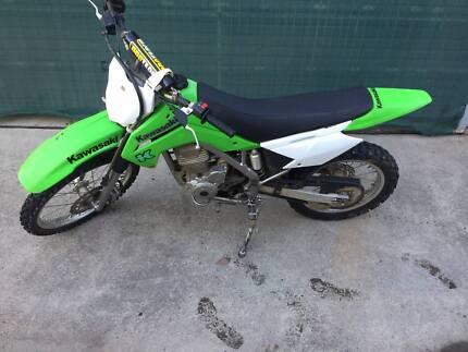 2012 Kawasaki 140 klx