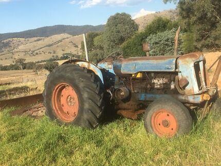 Assorted Farm Equipment