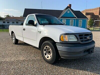 2002 Ford F-150  2002 Ford F-150 - 7700 Series - CNG - Work Truck