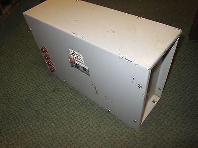 Fpe Cornell Dubilier Capacitor Ins2020f33l 20kvar 480v 3ph Used