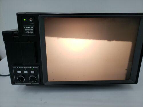 Chinon Direct Sound Auto 300 Movie Projector/TV Vintage **READ**