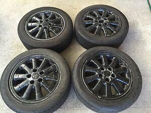 Toyota Soarer Factory Alloys Drift Skid wheels 5x114.3 Cessnock Cessnock Area Preview