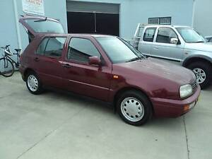 1996 Volkswagen Golf Hatch, Rego 8/17 OFFERS Yamba Clarence Valley Preview
