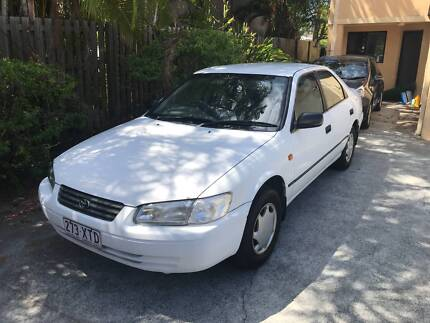 1998 Toyota Camry (Manual) w/ 12 months rego Southport Gold Coast City Preview