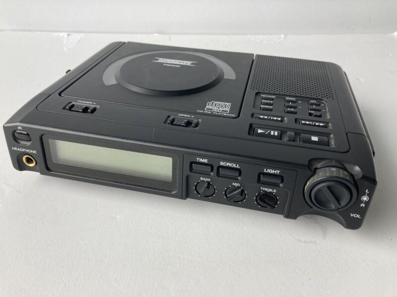 SuperScope PSD230U adjustable professional CD player