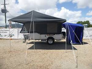 SUV Camper Grand Deluxe Air-conditioned Forward Fold Mysterton Townsville City Preview