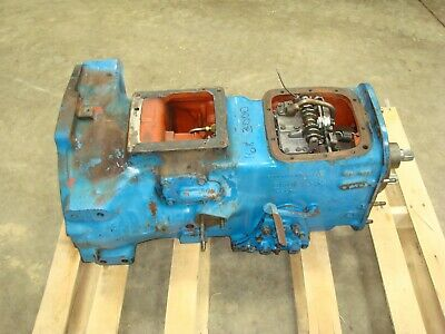 1968 Ford 3000 Diesel Tractor Sos Select O Speed Transmission