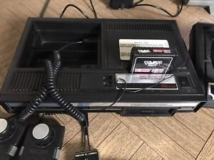 Coleco vintage system. 2 colecos working and 30 games