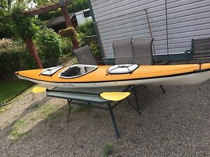 "15"" Summer Breeze kayak - $325"