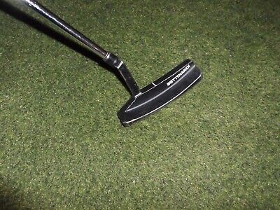 RARE BETTINARDI BC2 BLACK CARBON PUTTER MILLED in the USA  33