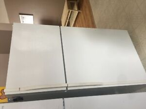 Fridge with top freezer- Kenmore brand