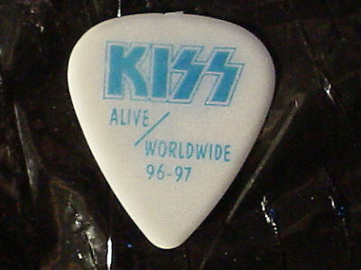 KISS Ace Frehley Signature Alive Worldwide 1996-1997 Concert Tour GUITAR PICK #3