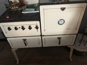 Old gas stove