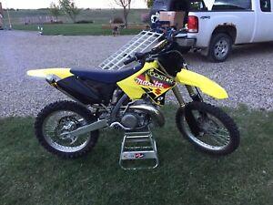 2008 Suzuki RM250 two stroke