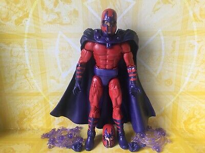 Marvel Legends Hasbro 80th Anniversary Magneto Action Figure (T4)
