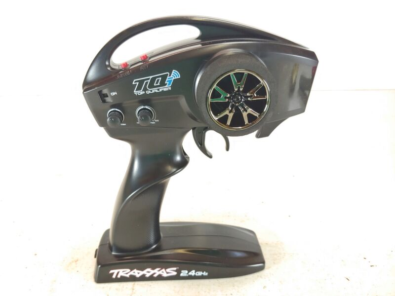 NEW Traxxas Tqi Bluetooth 2.4GHz Radio Transmitter Rustler 4x4 Slash VXL