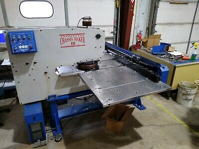 Functional Robotics Chassis Maker 3 Turret Punch Press