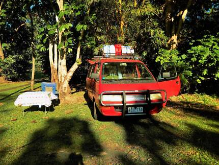 1994 Toyota Townace 280 000km only Parramatta Park Cairns City Preview