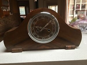 Antique Mantel Clock Diamond Creek Nillumbik Area Preview