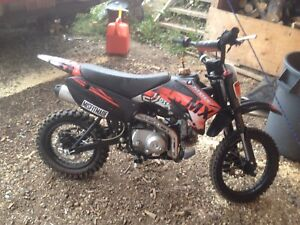 2013 pitster mx 110ss