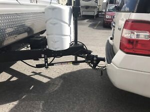 Equal-I-zer 4-point Sway Trailer Hitch