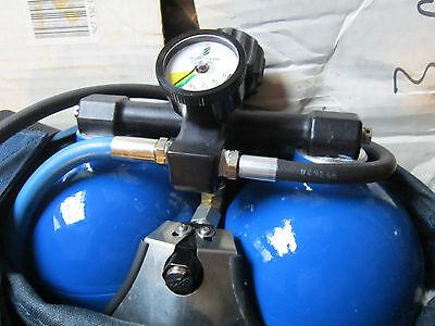 Life Air 30 Emergency Oxygen Respiratory Systems Lifeair 3000 Mask Dual Tank