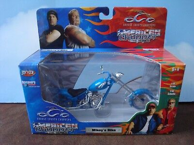 Orange County Choppers Motorcycle (Mikey's Bike) 1:18 scale by Joy Ride