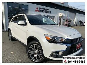 2016 Mitsubishi RVR SE Limited Edition; CERTIFIED PRE-OWNED!