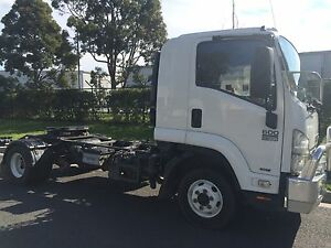 ISUZU AUTOMATIC PRIME MOVER  & TRAILER FOR SALE West Footscray Maribyrnong Area Preview