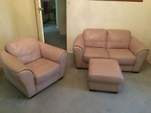 Leather Couch Set Glenelg North Holdfast Bay Preview