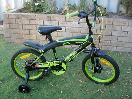 "boys 16"" bike bmx style"