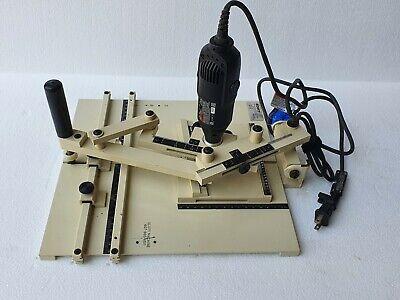 Scott Sm-460 Engraving Machine Engraver Made In Usa 1