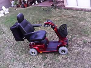 Pride Celebrity X 4 Wheel Scooter | Southwest Medical