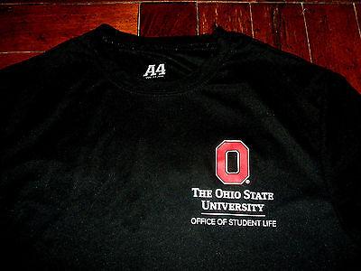 Ohio State University Buckeyes Student Life POOL TECH Medium T-Shirt - Ohio State Pool