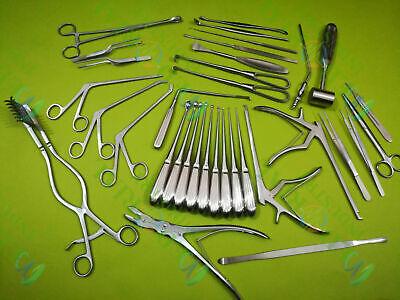 Orthopedic Laminectomy Set 35 Pcs Surgical Surgical Instruments
