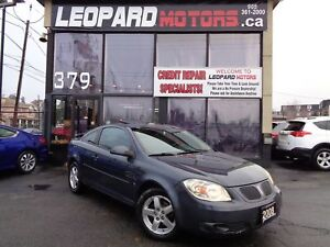 2008 Pontiac G5 Sunroof,Cruise Cont*Ceritified*No Accident*