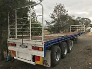 flat top semi trailer Kurmond Hawkesbury Area Preview