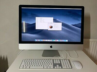 "Apple iMac 27"" 5K - Retina, Quad Core i7 4.0GHz, 32GB RAM, 250GB PCI Flash SSD"